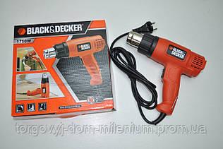 Фен электрический 1750 Вт., 2 режима 460/600 градус. KX1650-XK