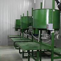 Оборудование для производства резиновой плитки, бесшовных покрытий бизнес под ключ.