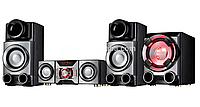 Мощная HI-FI акустическая система, домашний кинотеатр DJACK DJ H3000, 250W