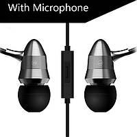 Наушники QKZ X6 с микрофоном.