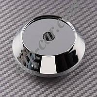 Ковпачки заглушки для литих дисків хромований циліндр 58/65мм