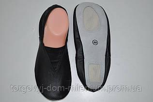 Чешки черные Matsa MA-0057-39 Размер:39