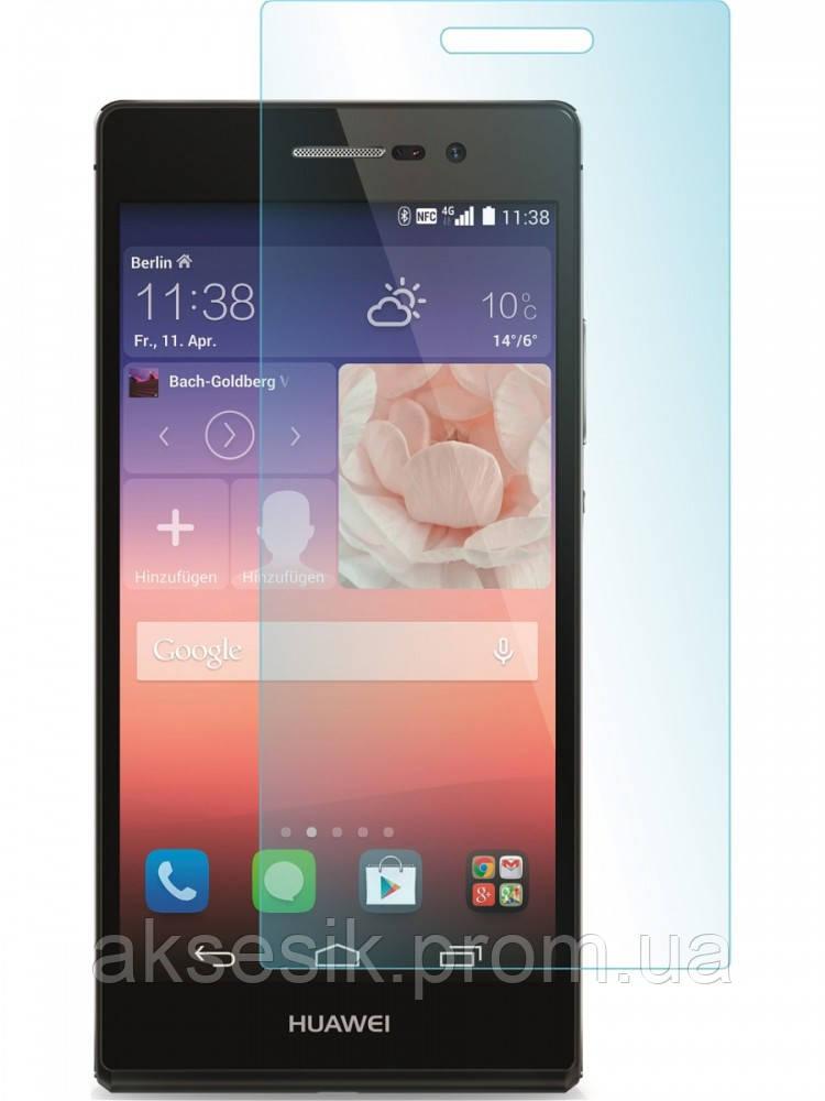 Защитное стекло 0,3 mm для Huawei Ascend P7