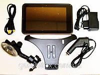 Планшет Freelander PD10 GPS + ТВ (2 ядра, 2 сим, экран 7 дюймов) + Автокомплект