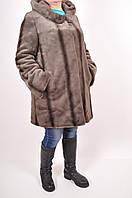Шуба женская из искусственного меха BANDERAS 1079-1 Размер:48