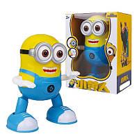 Интерактивная игрушка Танцующий Миньон Minions Dance People