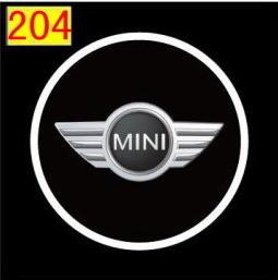 Светодиодные проекторы MINI в дверь 4-го поколения shadow light MC-04