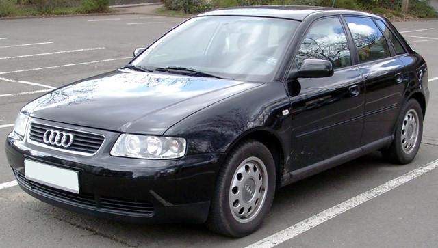 Запчасти Audi A3 / Ауди А3 96-2003