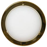 Светильник декоративный 2х60w Декора 29750 золото