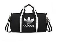 """Cпортивная сумка """"ADIDAS"""" унисекс черный"""