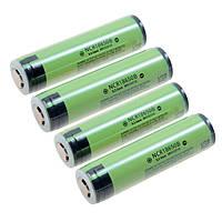 Батарейка BATTERY 18650 GREEN (зеленый)