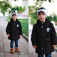 Куртка парка детская для мальчика демисезонная , фото 1