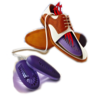 Дезодорирующая сушилка для обуви с антибактериальным эффектом, ультрафиолетовая, противогрибковая