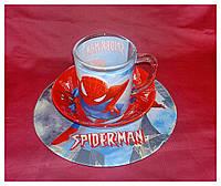 """Набор детской посуды """"Spiderman"""""""