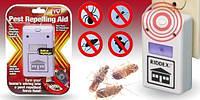 Отпугиватель ридекс плюс от тараканов, грызунов и насекомых, RIDDEX Plus Pest Repelling Aid
