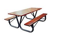Комплект - стол для пикника.