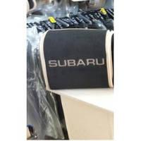 Органайзер в багажник Subaru, черный маленький