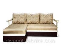 Угловой ортопедический диван Санта-Круз