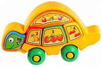 Развивающая игрушка (пазлы) Черепашка 8 элементов (39102)