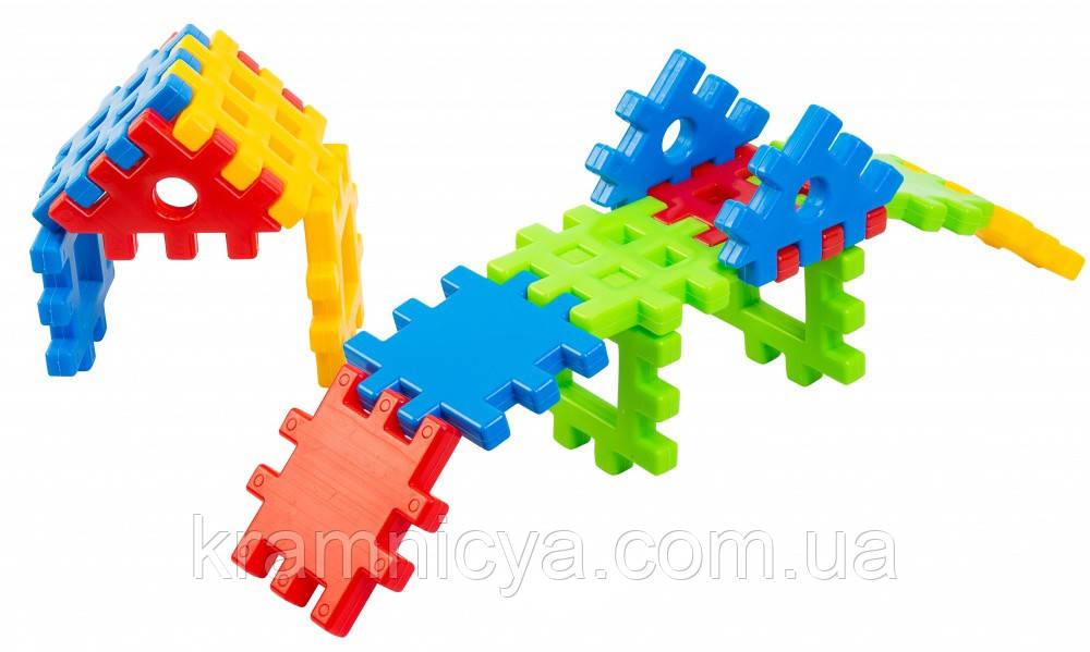 Игрушка конструктор Поеднайко 16 элементов (39197)