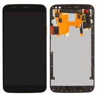 Дисплей для мобильного телефона Motorola XT1572 Moto X Style, черный,