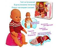 Кукла Baby Doll - функциональный аналог Baby Born, разные виды