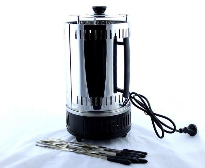 Электрошашлычница Domotec BBQ шашлычница GH8612 1000W , электромангал - Строительные, отделочные инструменты, крепежный, механический инструмент - NEO-TOPEX в Киеве