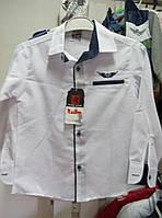 Рубашка белая для мальчика, Турция