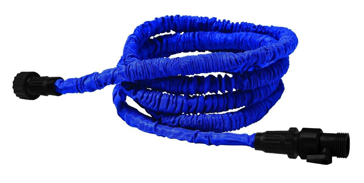 Компактный шланг X-hose 22,5метра с водораспылителем - Строительные, отделочные инструменты, крепежный, механический инструмент - NEO-TOPEX в Киеве