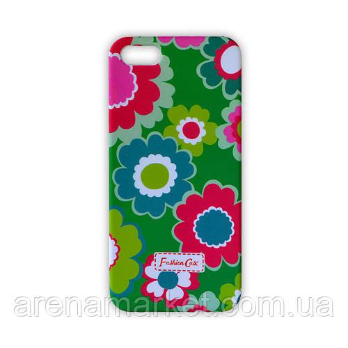 Чехол для iPhone 5/5S с цветами