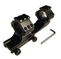 Крепление на планку Weaver КР-LD3003-D=25.4-30мм