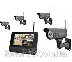 Цифровая DVR система с беспроводными камерами