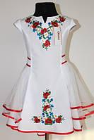 Вишите плаття для дівчинки: Орися1