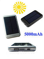 Портативное зарядное устройство Power Bank 5000mAh. Внешний аккумулятор