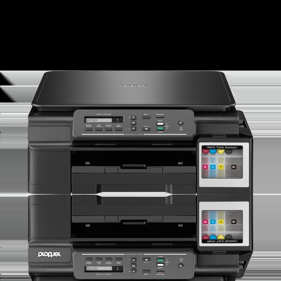 МФУ Brother InkBenefit Plus DCP-T500W (Wi-Fi) , фото 1
