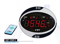Многофункциональные настенные  часы  770 Т-1