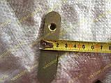 Пластина (скоба гайка) крепления защиты двигателя ланос lanos сенс sens  2802040-02, фото 5