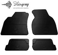 Stingray Модельные автоковрики в салон Ауди A6 (С5) 1997-2005 Комплект из 4-х ковриков (Черный)