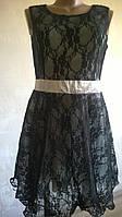 Кружевное платье. Размер XL