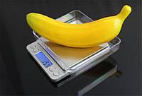 Профессиональные электронные ювелирные весы 6295A 500г (0.01) +чаша