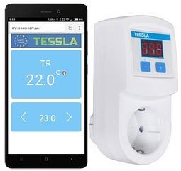 Tessla Терморегулятор TRW Wi-Fi