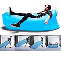 Lamzac AIR CUSHION - надувной лежак шезленог
