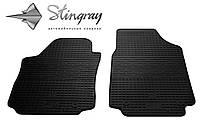 Stingray Модельные автоковрики в салон Ауди A6 (С4) 1990-1997 Комплект из 2-х ковриков (Черный)