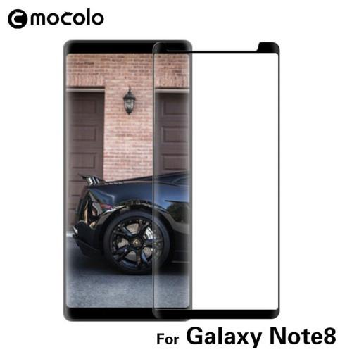 Защитное стекло Mocolo 3D 9H на весь экран для Samsung Galaxy Note 8 черный
