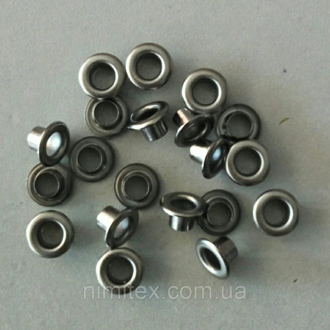 Блочка №3 - 5 мм (с шайбой) черный никель
