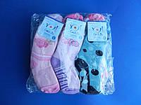 """Носки (31-33 размер, 19-20 см) махровые для девочек """"YO SCORPIO""""  ПОЛЬША"""