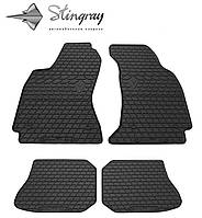 Для автомобилистов коврики Ауди А4 (В5) 1995- Комплект из 4-х ковриков Черный в салон
