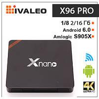 Смарт тв приставка X96  Pro Nano