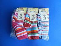 """Махровые носки """"Biedronka"""" для девочек/мальчиков с тормозами"""