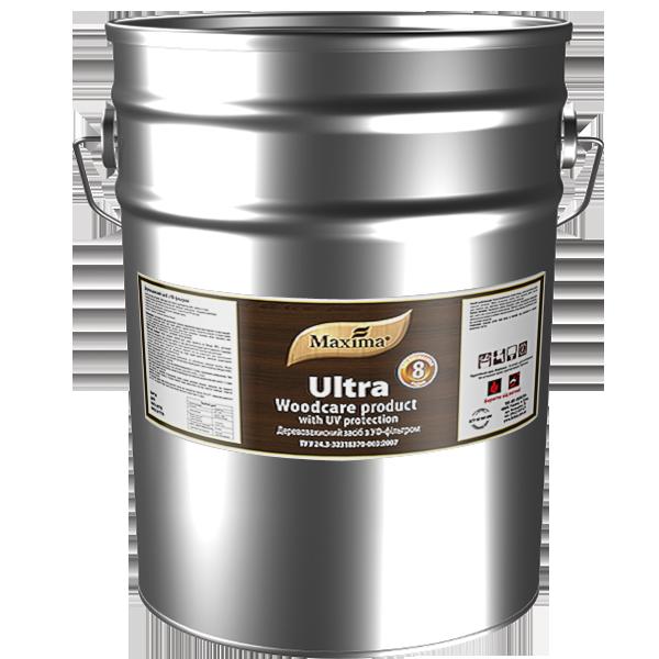 Деревозахистний засіб алкидное з УФ-фільтром Maxima, полісандр 20 л